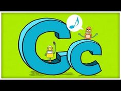 "▶ ABC Song: The Letter C, ""Crazy For C"" by StoryBots - YouTube"