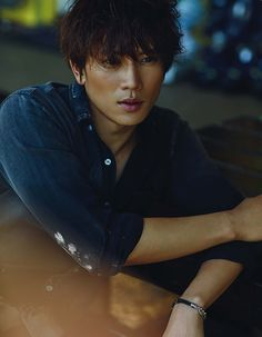 More Of Ji Sung For GEEK's June 2015 Issue | Couch Kimchi
