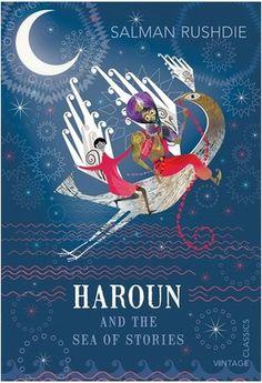 Beschrijving van Haroun and the sea of stories ; Luka and the fire of life - Salman Rushdie - Antwerpen - Openbare Bibliotheken Top Ten Books, Good Books, Books To Read, My Books, Indian Literature, Wild Book, Ya Novels, Books For Teens, Beyond Words