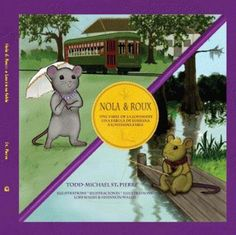 Nola, a big city mouse, and Roux, a bayou mouse, agree to disagree about their Creole and Cajun traditions in this retelling of the Aesop classic The City Mouse and the Country Mouse! Join these distant cousins on their exciting Louisiana adventure from Acadiana to the City of New Orleans. It's a trip you won't forget!