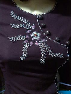 bead embroditery