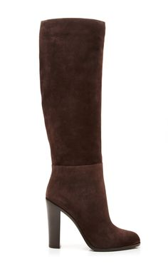 bc53f2c4662 Sheffield Knee-High Suede Boots by Sergio Rossi - Moda Operandi  classic  beautiful -