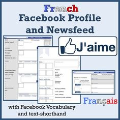 French materials for the French classroom Classroom Memes, Life Skills Classroom, Facebook Profile Template, Scholarship Thank You Letter, Core French, French Classroom, Classroom Language, Teaching French, France