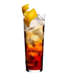 AMERICANO. 3 tablespoons Campari, 1 1/2tablespoons Carpano Antica Formula Vermouth, 1 1/2 tablespoons Cinzano Rosso Vermouth, Club soda,1 orange twist &/or lemon wedge. Fill a highball glass with ice. Add Campari and Vermouths. Top with club soda & garnish with an orange twist or lemon wedge, or both. Serve with a straw.