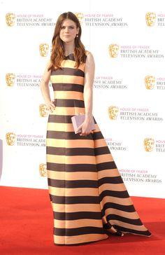 Rose-Leslie-BAFTA-TV-Awards-2016-Red-Carpet-Fashion-Emilia-Wickstead-Tom-Lorenzo-Site (3)