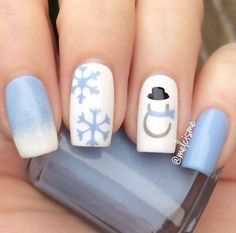 Winter Nails 2016 Ideas