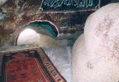 Inside Gar-e-Hira