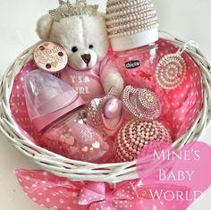 Hediye - aranjman - babyshower- hastahane hediyesi- doğumgünü