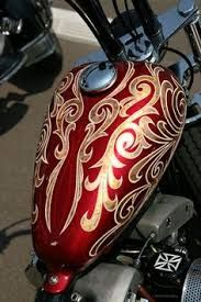 Image result for bikes customized with jps colours