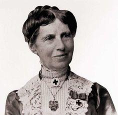 La enfermera Clara Barton (1821-1912) nació un 25 de diciembre