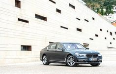 NEW BMW 730d Luxus