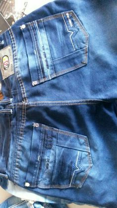 His Jeans, Denim Jeans, Jeans Pocket, Fashion Wear, Womens Fashion, Boho Chic, Milan, Indigo, Trousers