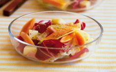 Insalata di papaia e fontina