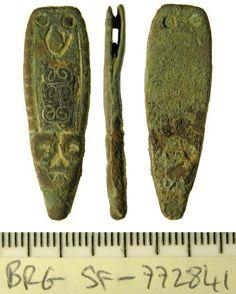 SF-772841: Anglo-Saxon Strap end