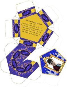 Haz tus propias cajas de Ranas de Chocolate | •Harry Potter• Español Amino