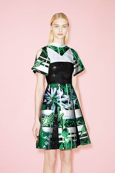 Peter Pilotto's Resort Collection Is Far Out