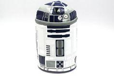 Lonchera en forma de R2-D2 ! Esta si es para mi Maty!!!