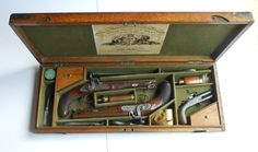 A Cased Pair Of Officers Percussion Holster Pistols By Joseph Egg, Plus A Double Barrelled Pocket Pistol. - http://www.snaphaunce.com/catalogue/a-cased-pair-of-officers-percussion-holster-pistols-by-joseph-egg-plus-a-double-barrelled-pocket-pistol/