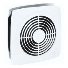 70 Cfm Through The Wall Exhaust Fan Ventilator White Tiny House Bathroom Pinterest Walls Houses And