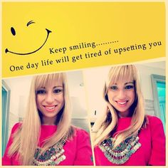 MILE for one thing you HAVE right now that makes you HAPPY #motivation #quotes #inspiration #smile