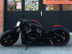 """Harley Davidson V Rod """"Rod&Roll"""" by Free Kustom Cycles. Discover all our Custom Bikes and enjoy all our Bobber Tuned around the world. Harley Davidson Night Rod, Harley Davidson Street Glide, Harley Davidson Sportster, Harley Davidson Chopper, Harley Davidson Touring, Night Rod Special, Marisa Miller, Sienna Miller, Vrod Harley"""