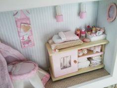 Yedape - Cuadros con miniaturas: Habitación de Bebé, miniatura personalizable