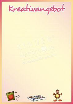 Kindergarten portfolio vorlage tva003 wer bin ich for Herbstprojekt krippe