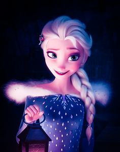 Beautiful...My Elsa!!!