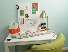 File to Style: WRAP IT UP WITH SUGAR PAPER