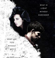 BBC Merlin - Merlin - Morgana - Legend quote