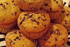 Bananen - Schoko - Muffins