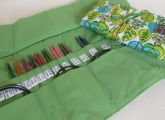 Interchangeable Needle Case | della Q ®