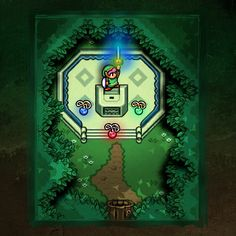 A Link to the Past - Master Sword Created by Like Likes || FB