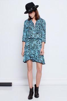 Raspail Print Dress