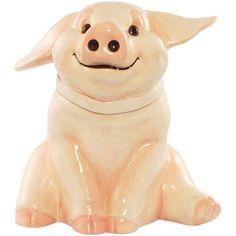 *PIG ~ Farm Animal Cookie Jars