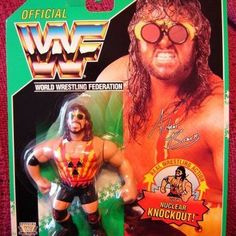 Shop the latest Wcw Wrestling products from The Angry Spider Vintage Toys & Collectibles Store, The Captain's Vintage and more on Wanelo, the world's biggest shopping mall. Wwf Superstars, Wrestling Superstars, Wcw Wrestling, Action Figure Display, Action Figures, Retro Toys, Vintage Toys, Wwf Toys, Wwf Hasbro