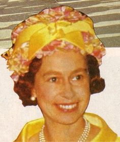 Queen Elizabeth II's Hats to Mid 1970s. The Queens Royal Fashion
