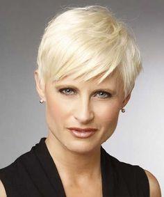 40 is het nieuwe 30! Frisse korte kapsels voor dames ouder dan 40!