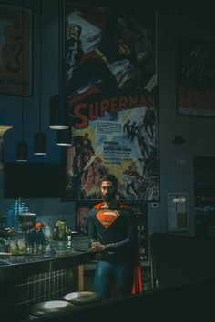 Man of Steel Cosplay by Jonathan Belle Superman Love, Black Superman, Superman Stuff, Action Comics 1, Dc Comics, Val Zod, Star Trek, Superman Cosplay, Wildest Fantasy