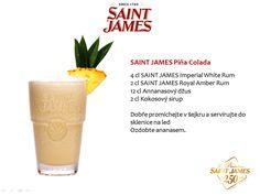 Saint James Piňa Colada