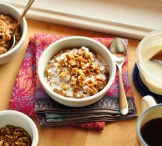 Slow Cooker Spiced Steel Cut Oats (ooh even the sound of that line is nice!)