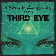 The third eye, also known as the pineal gland, can help you sleep better, reach deeper states of meditation, and even affect your lucid dreaming! Read all about 5 steps to awakening your third eye today on the blog.