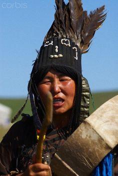 Resultado de imagem para Xamanismo na Mongólia