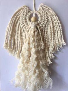 Crochet Craft Fair, Crochet Crafts, Macrame Bag, Macrame Knots, Cotton Cord, Rose Tutorial, Macrame Design, Macrame Tutorial, Macrame Projects