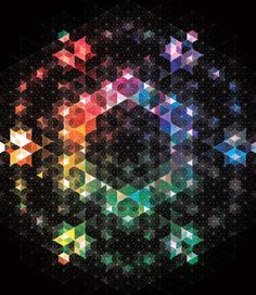 Kaleidoscope. would love to have this print.