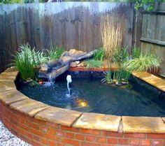 Sleeper Pond Pools And Ponds Pinterest Yard Ideas Garden - Raised garden pond design ideas