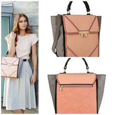 Pink and grey tote bag only $45.00 at http://ift.tt/1LCUmbR.  great great tote bag for all occasions. #BOTD #bagoftheday #Thelook #Purses #handbags #Los Angeles #Atlanta #NewYork #Purses #Chic #Handbags #style #fashionlook #selfie #like4like #chicago #style #handbagseller #fashion #milwaukee