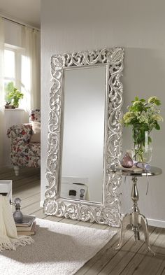 ideas wall mirror gallery black and white for 2019 White Wall Mirrors, Lighted Wall Mirror, Contemporary Wall Mirrors, Large Mirrors, Hanging Mirrors, Decorative Wall Mirrors, Modern Mirror Design, Wall Hanging Lights, Cool Mirrors