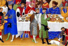 Blog de lobabel :Languedoc Culture et Patrimoine, Guillaume Tirel dit Taillevent (1310-1395)