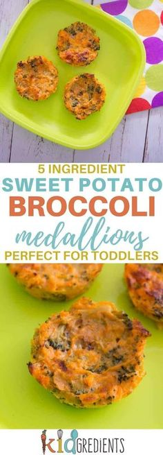 Toddler meals 450289662739132663 - 5 ingredient sweet potato and broccoli medallions, perfect side for dinner, a recipe the kids will love! Great for babies and toddlers as they are easy to eat with your hands! Healthy Toddler Meals, Toddler Lunches, Kids Meals, Meals For Children, Easy Toddler Snacks, Sweet Potato Recipes, Baby Food Recipes, Cooking Recipes, Healthy Recipes